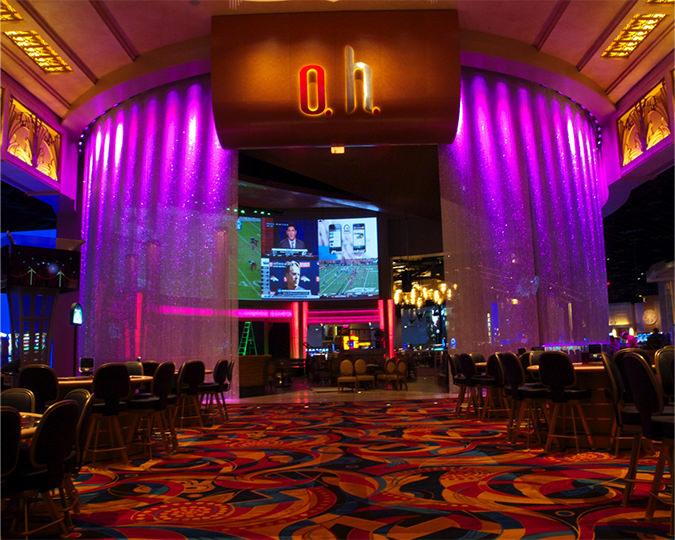 Hollywood Casino Columbus Candela Controls