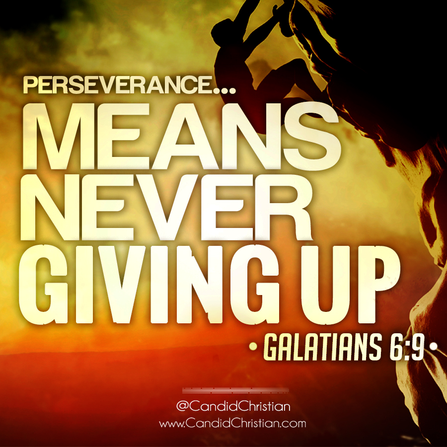 Biblical Quotes On Perseverance. QuotesGram