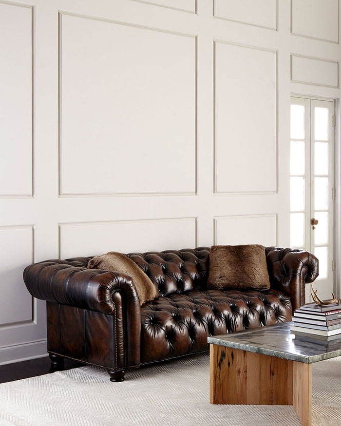 10 Best Leather Chesterfield Sofas Candie Anderson