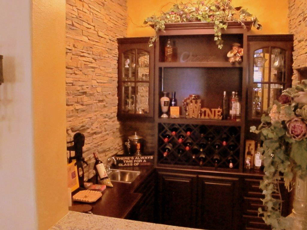 Best Kitchen Gallery: Get A Custom Home Bar And Built In Wine Storage Cabi of Design A Home Bar  on rachelxblog.com