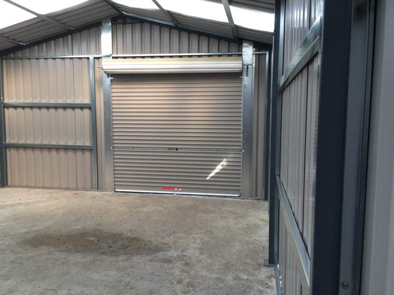 Garages and Insulated Garages Delivered and Installed Nationwide Garage inside 10 side walls