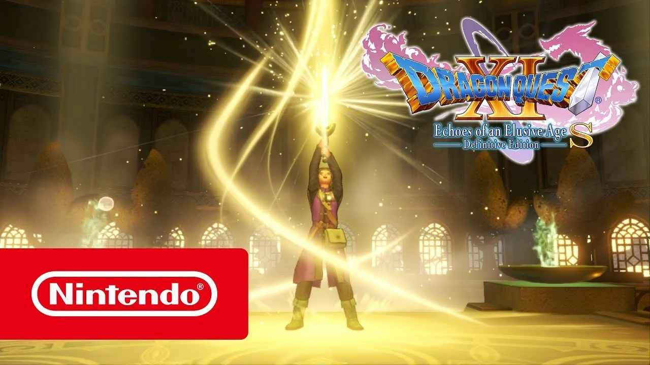Dragon Quest XI S: Echoes of an Elusive Age – Definitive Edition – Trailer E3 2019 (Nintendo Switch)
