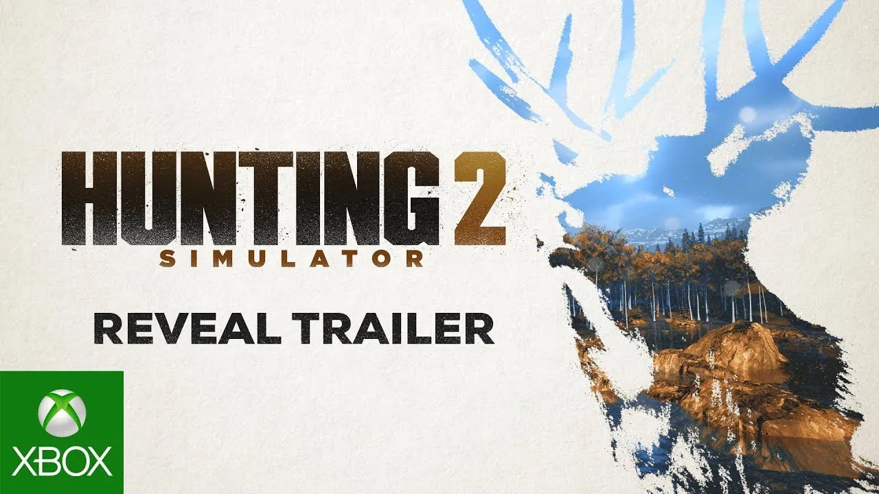 Hunting Simulator 2 – Reveal Trailer