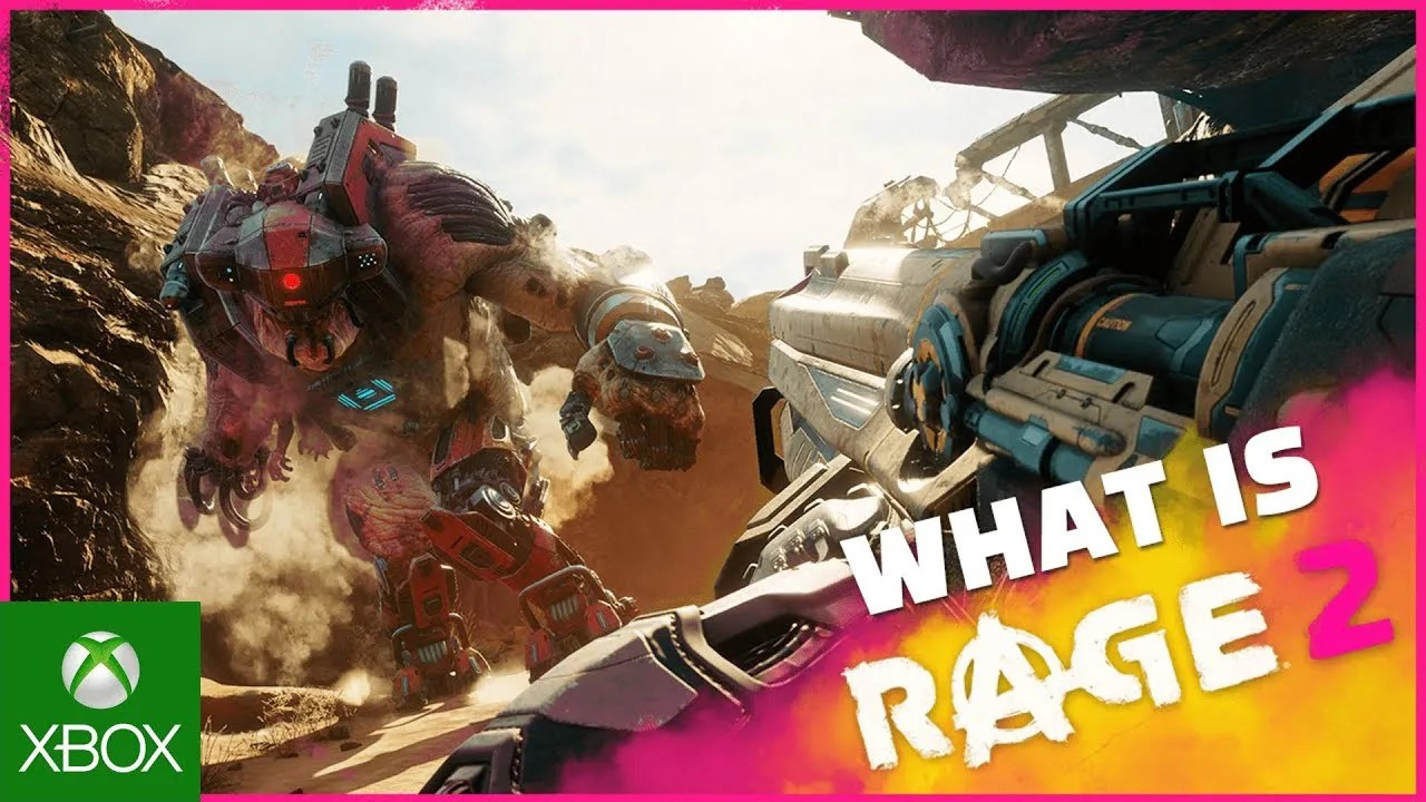 RAGE 2: What is RAGE 2 Trailer