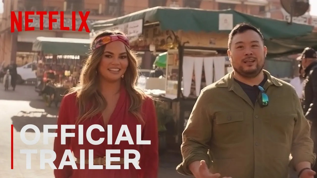 Travel the World With David Chang | Breakfast, Lunch & Dinner Trailer | Netflix