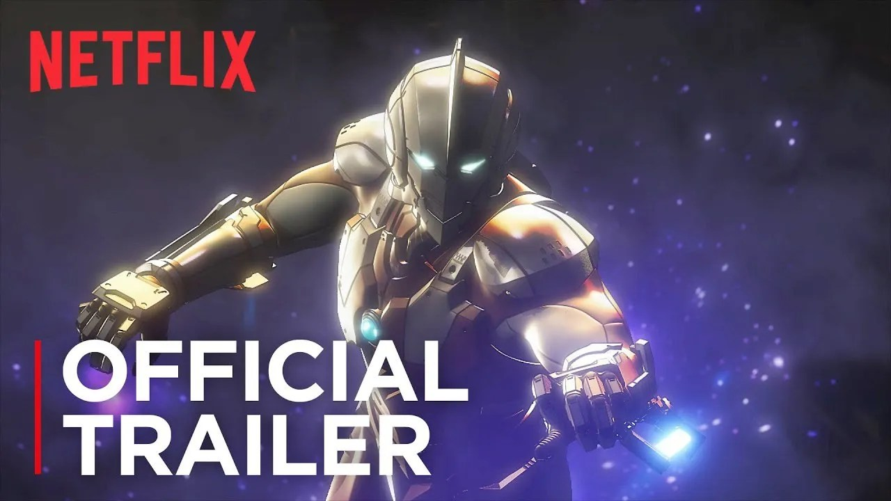 Ultraman | Trailer Oficial [HD] | Netflix