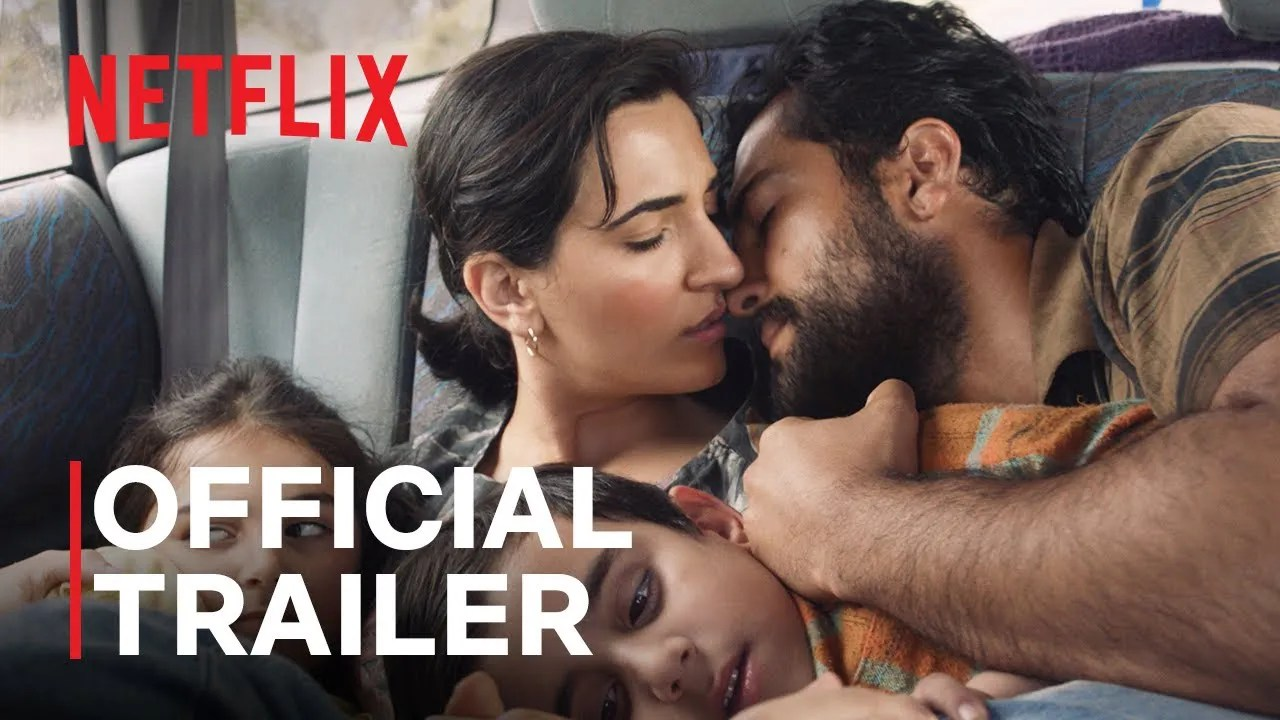 Stateless | Official Trailer | Netflix