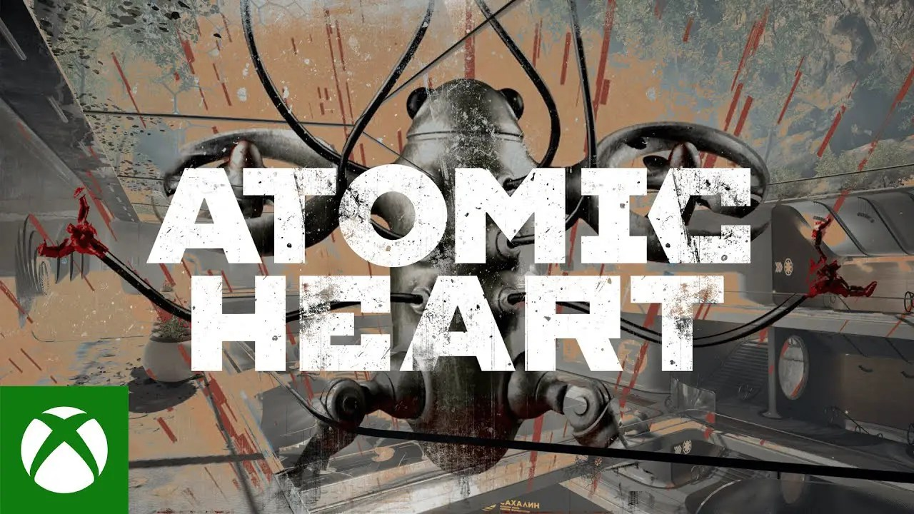 Atomic Heart 4K Next Gen Gameplay: Meet Plyush (Featuring Mick Gordon)