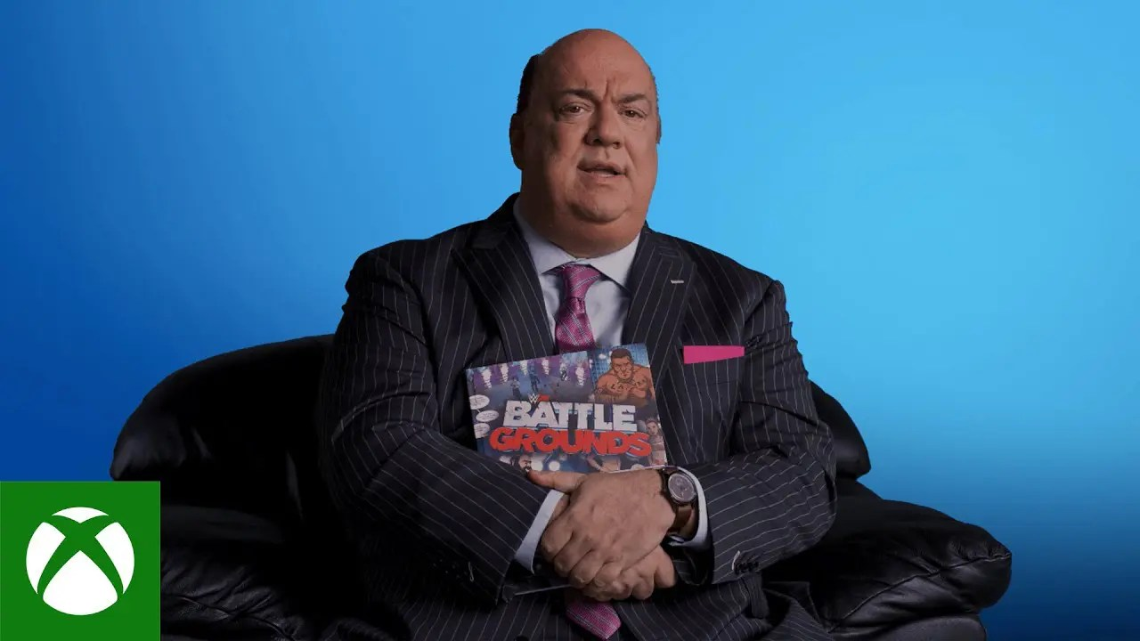 Paul Heyman Unveils WWE 2K Battlegrounds Wild Game Modes and Match Types!