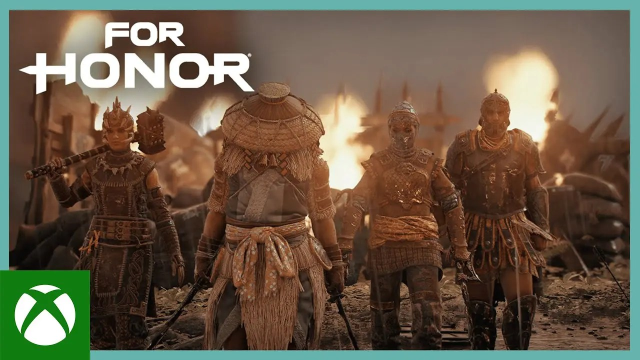 For Honor: Year 4 Season 3 Resistance Launch | Trailer | Ubisoft [NA]