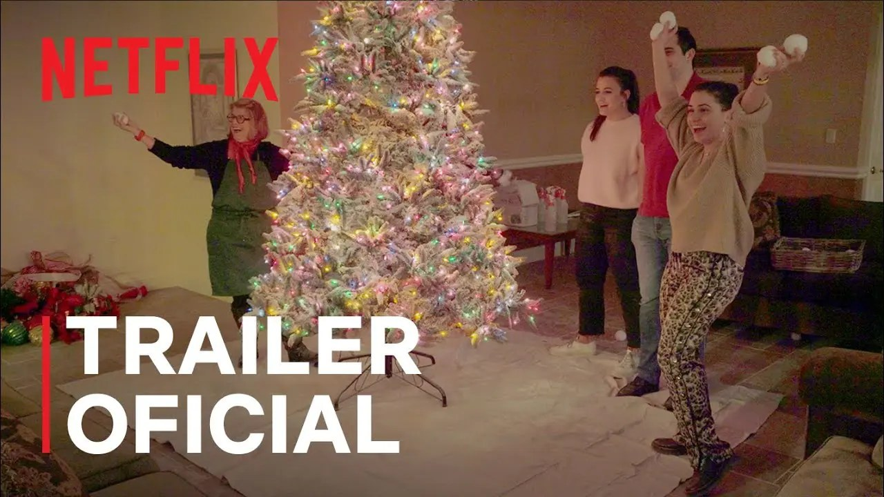 Holiday Home Makeover with Mr. Christmas | Trailer oficial | Netflix