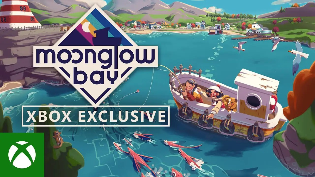 Moonglow Bay | Announce Trailer