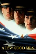 Nonton Streaming Download Drama A Few Good Men (1992) jf Subtitle Indonesia