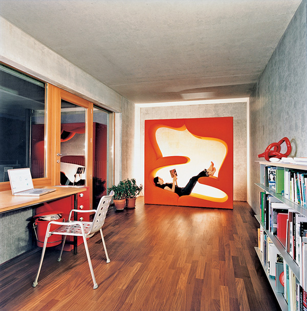 Popular Living Tower By Verner Panton Made By Vitra