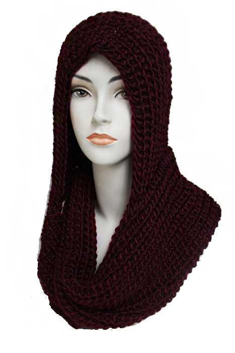 Short Ribbed Knit Beanie