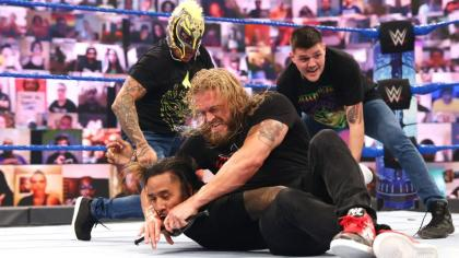 WWE Smackdown Outcomes (09/07/21)