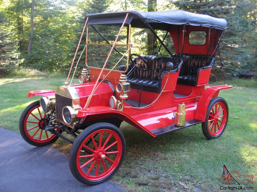 1909 Ford Model T Tourabout