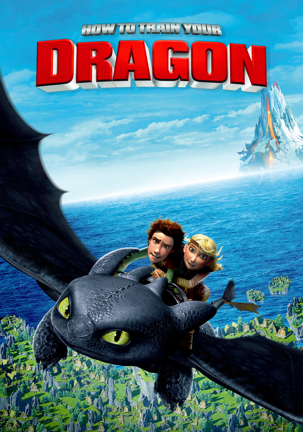 Resolutions 2016: How to Train Your Dragon   Silver Screen ...