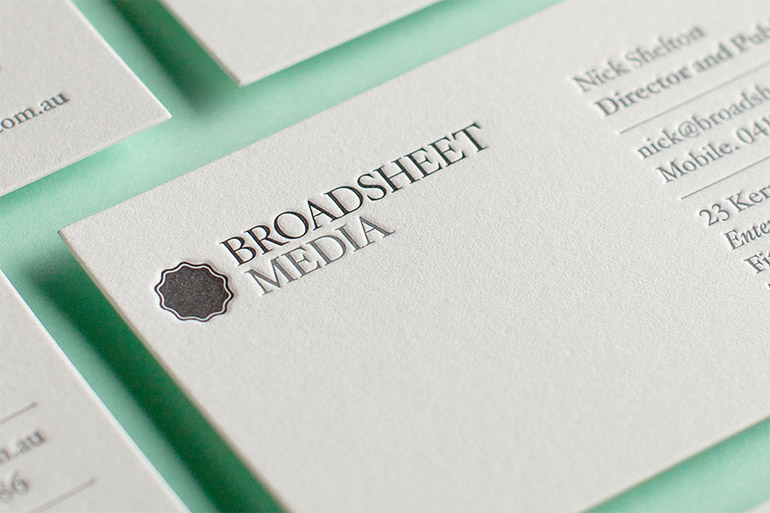 Cheap Letterpress Invitations Australia