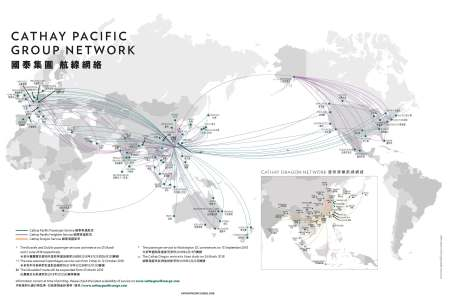 cathay pacific flight route map » Path Decorations Pictures   Full ...