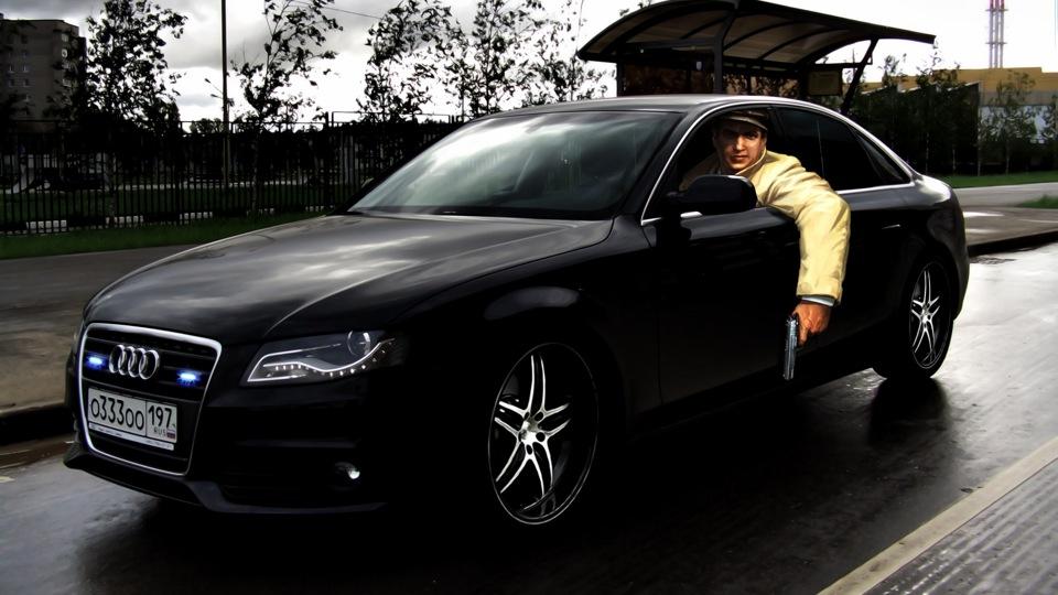 171 Mafia 187 A4 Audi Voiture Carlook