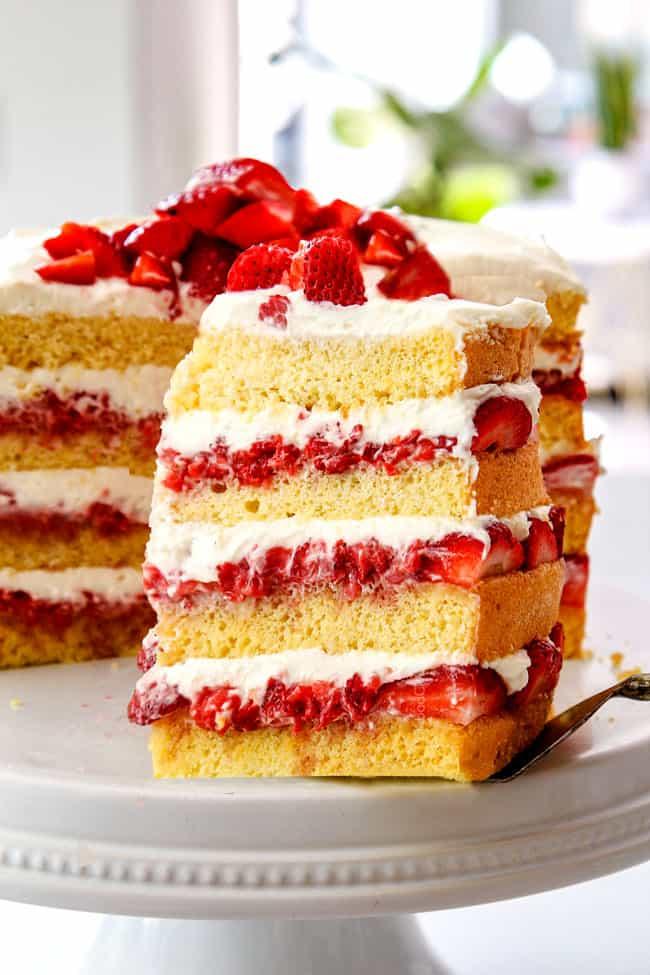 Best Strawberry Shortcake Cake Make Ahead Instructions
