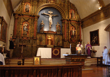 Carmelmission San Carlos Borromeo De Carmelo Mission