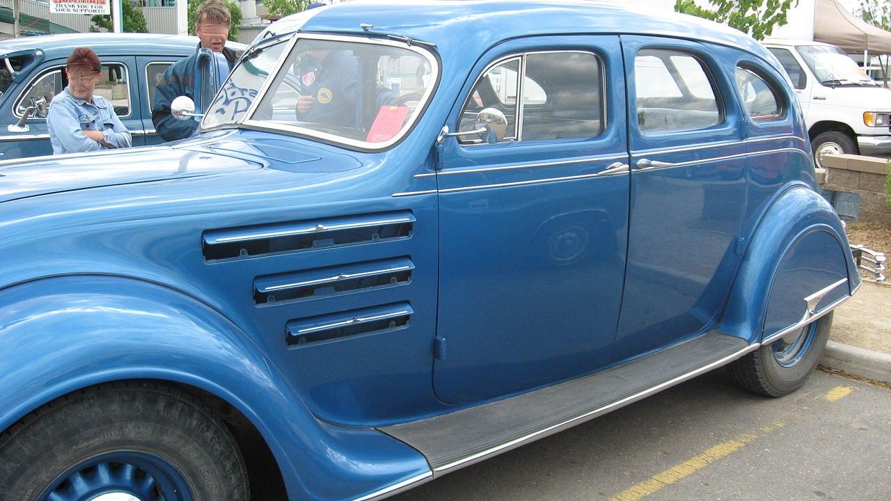 Car Door Handles Profile Low