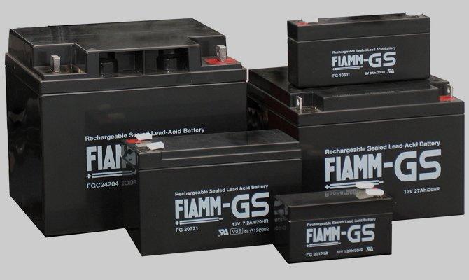 Bateri boleh dicas semula untuk kereta