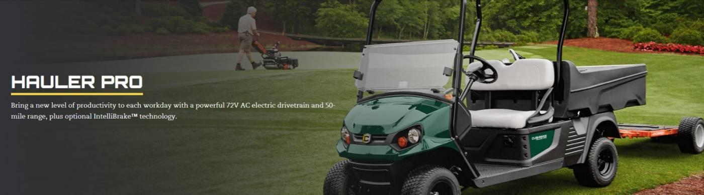 Hauler Pro Golf Cart Cgc