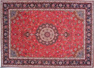 Persian rugs that have been cleaned