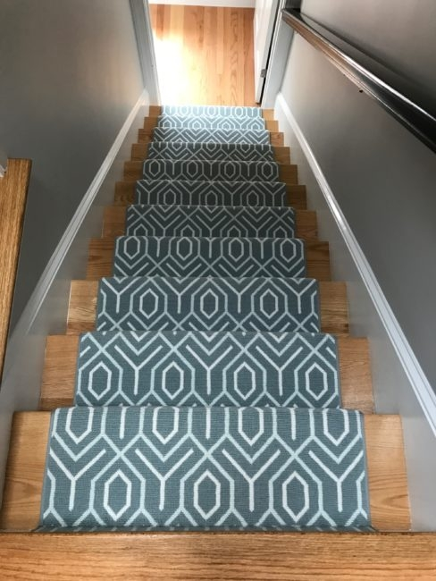 Stair Runners Everything You Need To Know Carpet Workroom | End Of The Roll Stair Runners | Roger Oates | Staircase Makeover | Wall Carpet | Hallway Carpet | Stair Treads