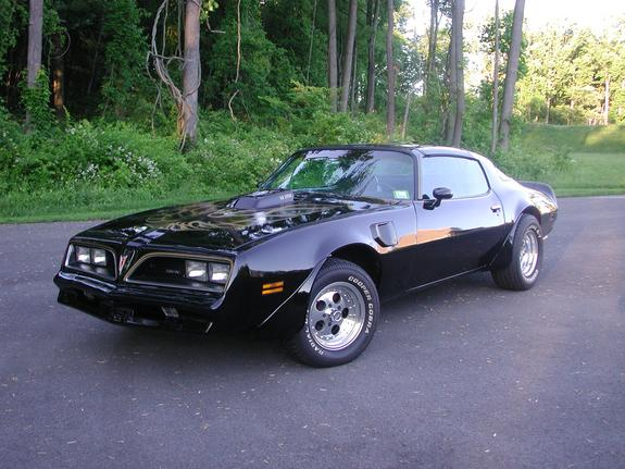 Pontiac Stock Rims 1977 Trans Am
