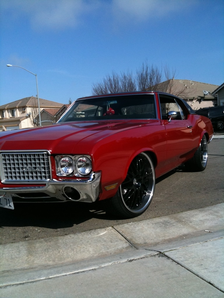 Jdiaz 209 1971 Oldsmobile Cutlass Supreme Specs Photos