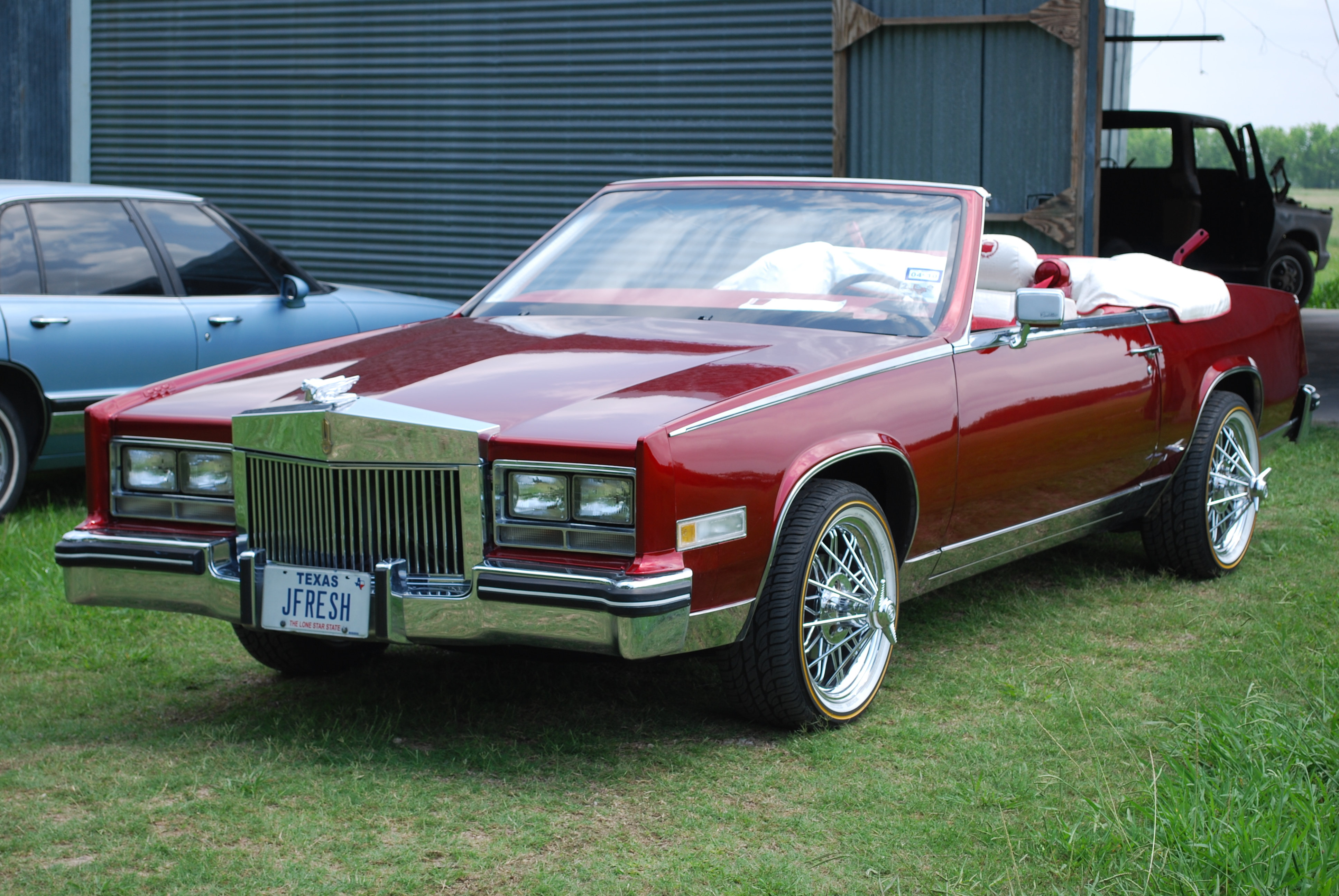 1984 Lincoln Town Car Lowrider