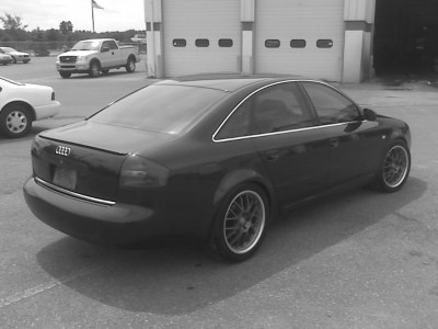 oliverraupp 1999 Audi A6 Specs, Photos, Modification Info ...