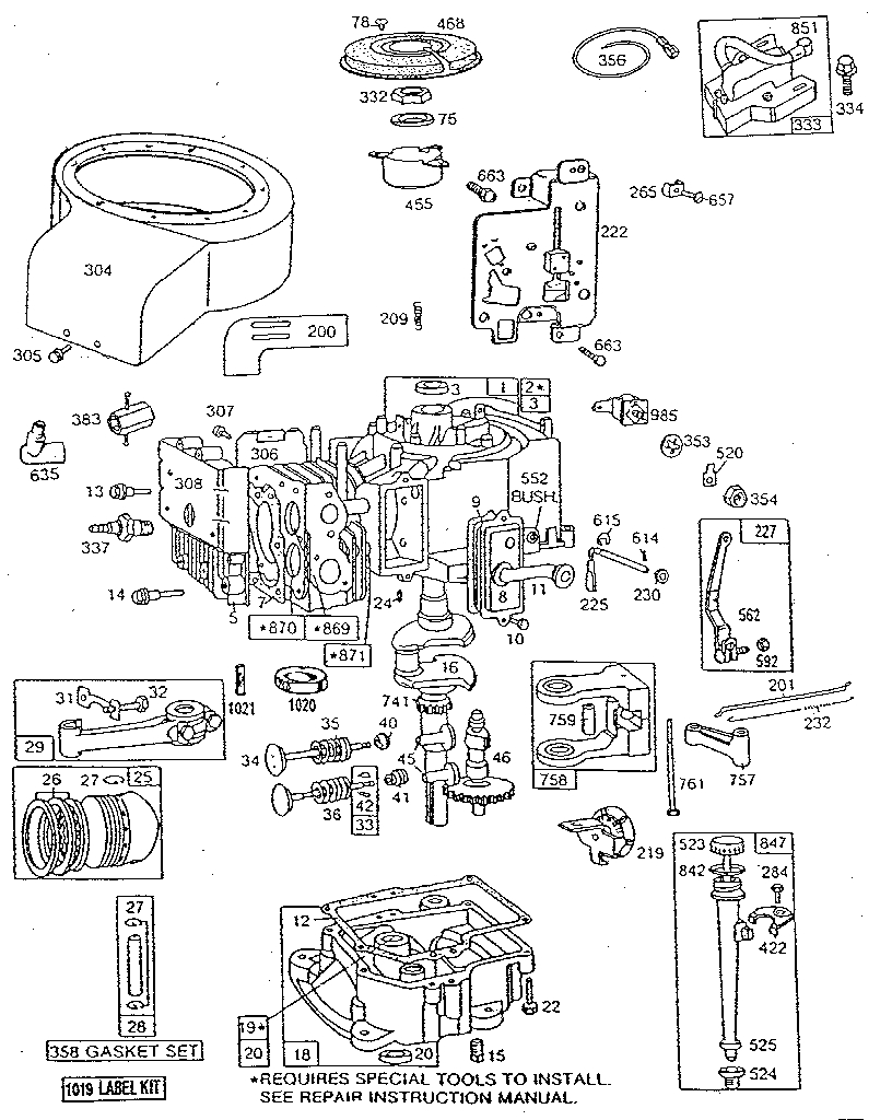 Lovely briggs and stratton parts diagram photos wiring diagram