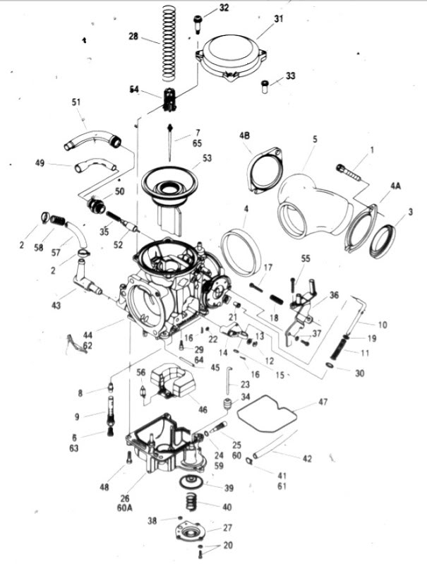 Yamaha Rhino 660 Parts Diagram
