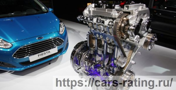 FORD 1.0 ECOBOOST.