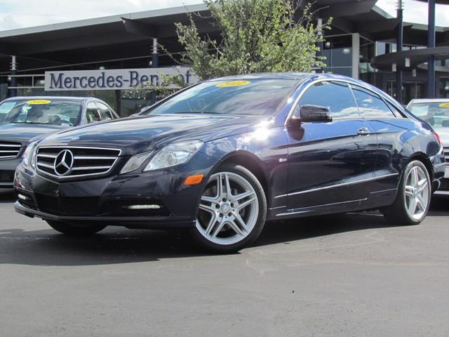 2012 Mercedes Benz E Class E350 Coupe For Sale Cargurus