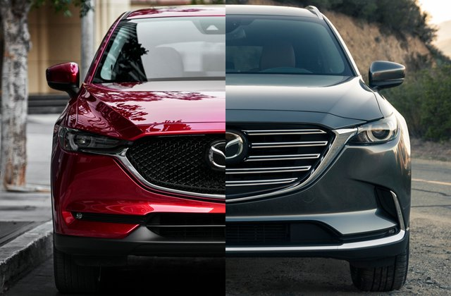 2019 Mazda Cx 9 Vs 2019 Mazda Cx 5 Head To Head U S News Amp World Report