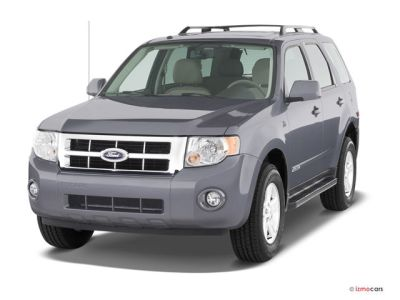 2008 Ford Escape Hybrid Prices, Reviews & Listings for ...