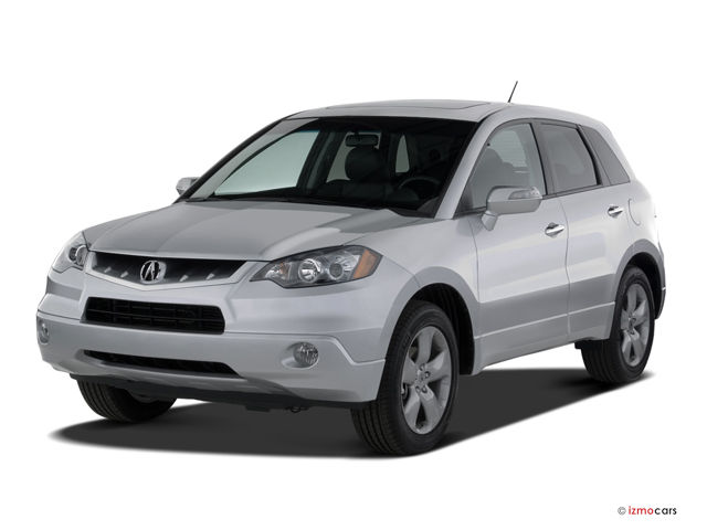2008 Acura Rdx Prices Reviews Amp Listings For Sale U S