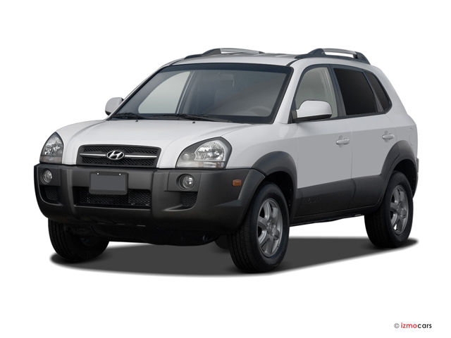 2009 Hyundai Tucson Prices Reviews Amp Listings For Sale