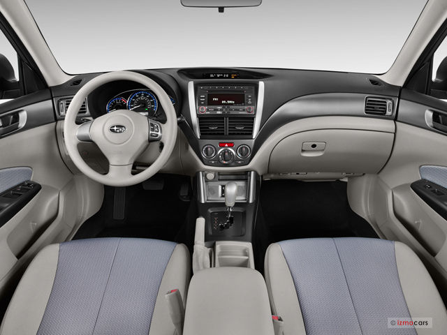 2012 Subaru Forester Interior U S News Amp World Report