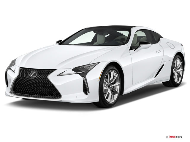 14 Best Luxury Sports Cars   U S  News   World Report  2 Lexus LC Image