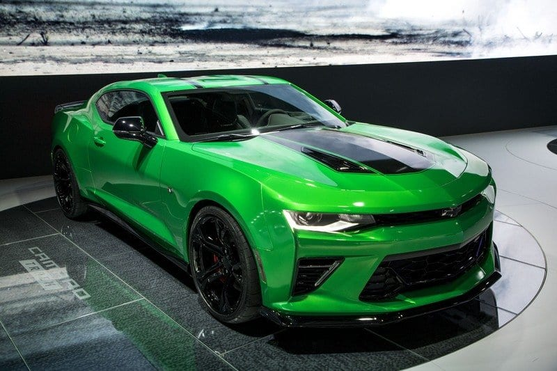 2017 Chevrolet Camaro Track Concept, Price, Engine