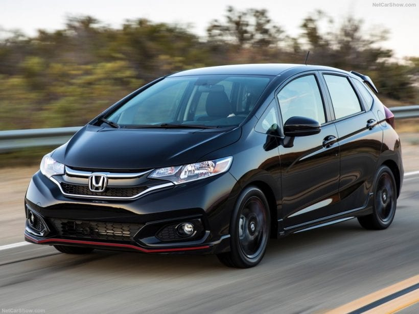 2019 Honda Fit Sport Engine News Rumors Redesign