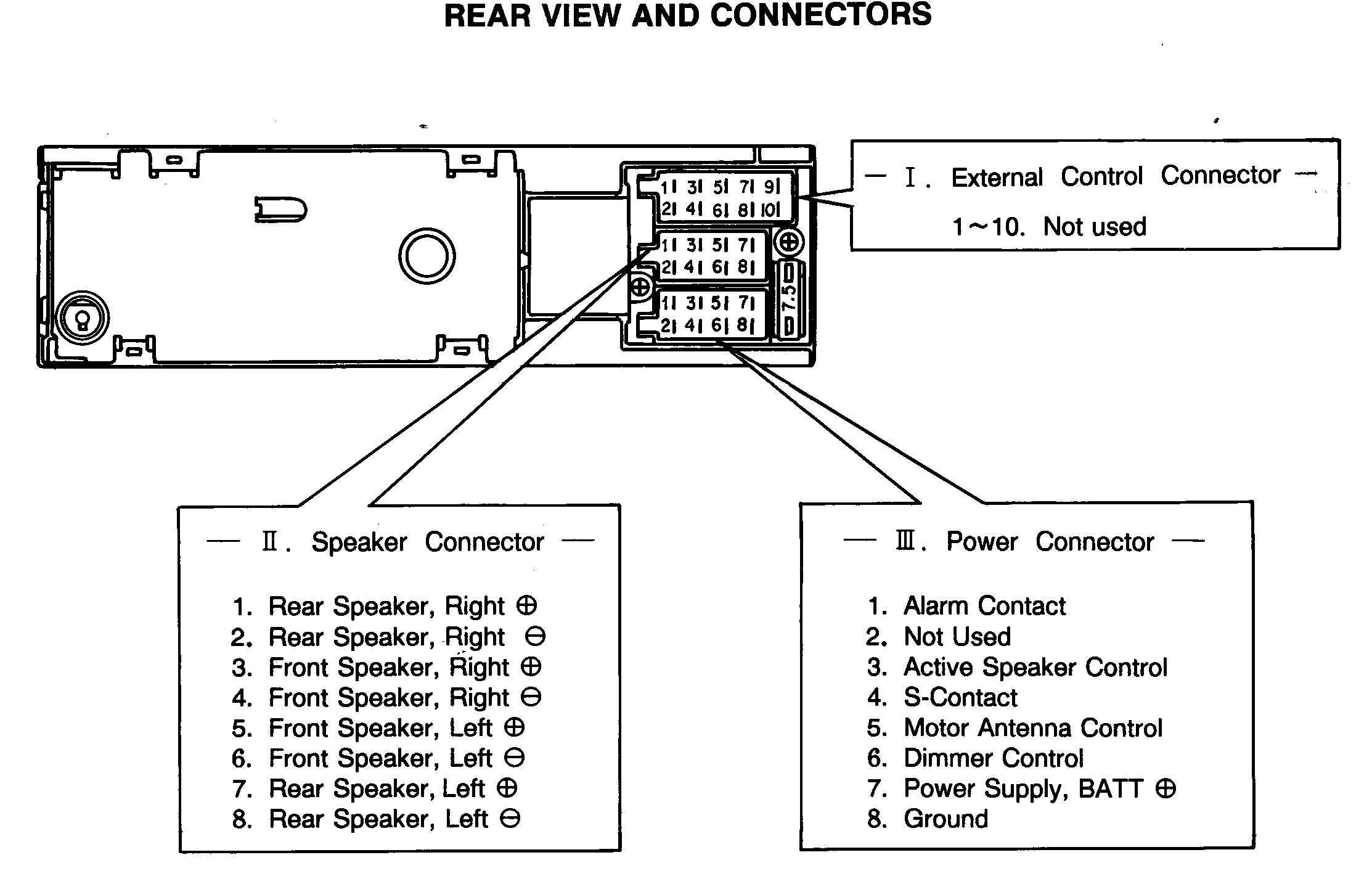 1996 Toyota Camry Suspension Diagrams Diagram