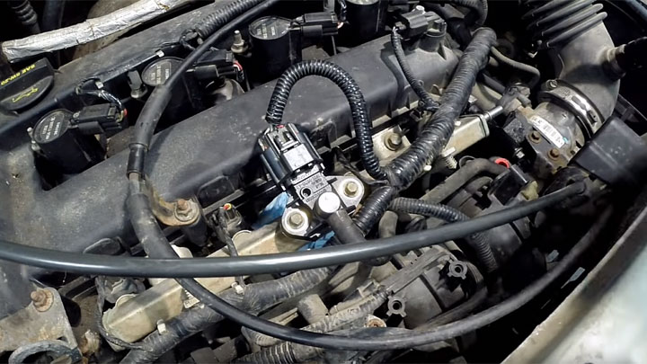 Air V6 Idle Location Liter Valve 2004 2 150 Ford 4 F Control